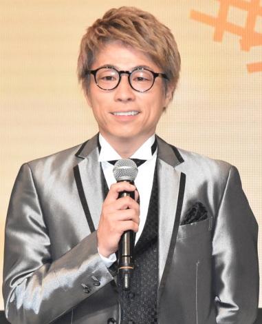 『#Twitterトレンド大賞2019』に出席した田村淳 (C)ORICON NewS inc.
