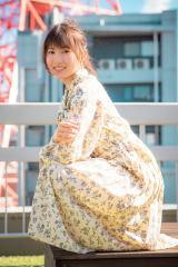アニバーサリーブック『AKB48 Team 8 6th Anniversary Book』カット・岡部麟