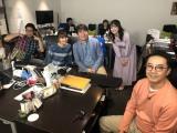 4月8日放送、『家、ついて行ってイイですか?2時間SP〜家のTVでお花見を楽しもう!ワケあってOAしなかった…1年前の「日本のお花見」〜』(C)テレビ東京