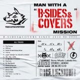 """MAN WITH A MISSION『MAN WITH A""""B-SIDES & COVERS""""MISSION』(ソニー・ミュージックレコーズ/4月1日発売)"""