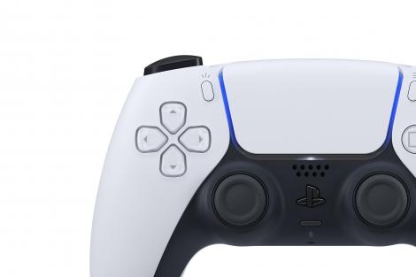 『プレイステーション5』用のワイヤレスコントローラー「DualSense」