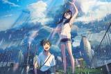 『第43回日本アカデミー賞』で優秀アニメーション作品賞を受賞した『天気の子』(C)2019「天気の子」製作委員会