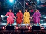 ももいろクローバーZ=11日放送『RAGAZZE!〜少女たちよ!〜』より(C)NHK