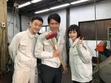日本テレビ『THE突破ファイル』に出演した大幡しえり(右)