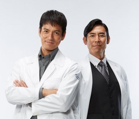 沢村一樹主演ドラマシリーズ『DOCTORS 最強の名医』傑作選を4月19日・26日の2週にわたって放送(C)テレビ朝日