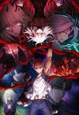 劇場版『Fate』第三章のキービジュアル (C)TYPE-MOON・ufotable・FSNPC