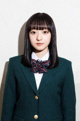 『青春高校3年C組』出演者によるドラマ、木ドラ25『あなた犯人じゃありません』主演の日比野芽奈(C)テレビ東京