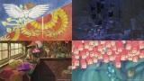 スタジオジブリ公式サイトでWEB会議などで使える「スタジオジブリ壁紙」全8種類提供中(上段左から)『風の谷のナウシカ』『天空の城ラピュタ』(下段左から)『ハウルの動く城』『崖の上のポニョ』
