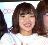 『J:COM×AXN×スーパー!ドラマTV共同企画「バレンタイン特集 イケメン祭り」トークショー』に参加した3時のヒロイン・福田麻貴 (C)ORICON NewS inc.