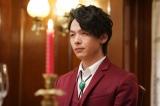 新日曜ドラマ『美食探偵 明智五郎』第一話に出演した中村倫也(C)日本テレビ