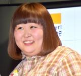 『J:COM×AXN×スーパー!ドラマTV共同企画「バレンタイン特集 イケメン祭り」トークショー』に参加した3時のヒロイン・かなで (C)ORICON NewS inc.