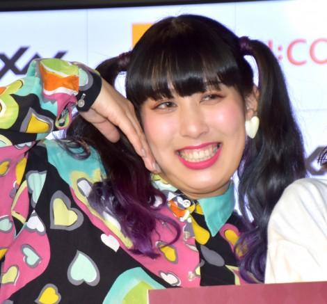 『J:COM×AXN×スーパー!ドラマTV共同企画「バレンタイン特集 イケメン祭り」トークショー』に参加した3時のヒロイン・ゆめっち (C)ORICON NewS inc.