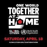 日本時間4月19日午前9時(現地時間18日)から開催されるストリーミングコンサート『One World:Together at Home』