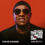 『One World:Together at Home』に参加するスティーヴィー・ワンダー