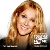 『One World:Together at Home』に参加するセリーヌ・ディオン