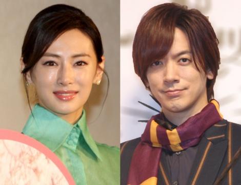サムネイル (左から)北川景子、DAIGO (C)ORICON NewS inc.