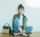 『Oggi』6月号から美容専属モデルを務めることが決定した若月佑美