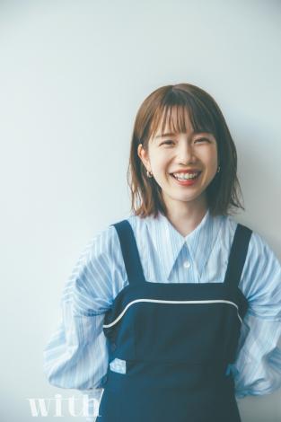 サムネイル 『with』5月号に登場する弘中綾香アナウンサー
