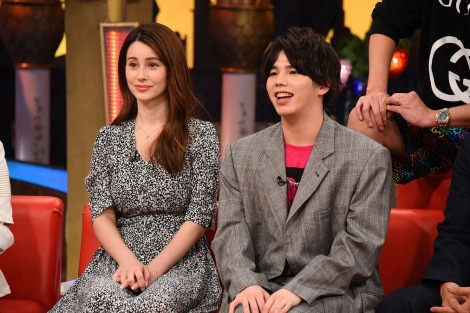 MY FIRST STORYのHiro(右)が24日放送『快傑えみちゃんねる』に初出演(C)カンテレ