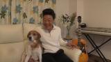 みやぞん(ANZEN漫才)=テレビ東京で4月25日放送、全員在宅のまま参加したバラエティー番組『出川・IKKO・みやぞんの割り込んでいいですか』(C)テレビ東京