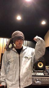 26日放送『Love music』に動画を寄せたHAN-KUN(C)フジテレビ