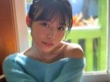 井口綾子のファースト写真集『いのあや』の未掲載オフショット