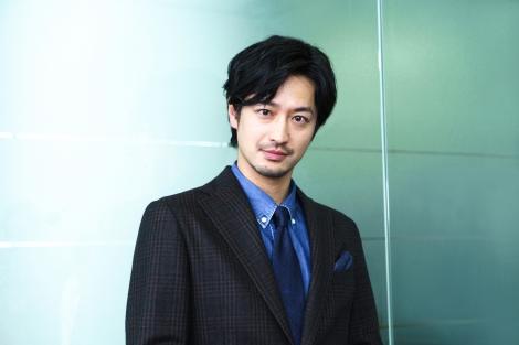 竹財輝之助 撮影:小倉直樹 (C)ORICON NewS inc.