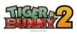 アニメ『TIGER & BUNNY 2』のロゴタイトル(C)BNP/T&B PARTNERS