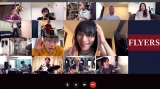 YouTubeで公開した「#Homesession with THE SUPER FLYERS」サムネイル
