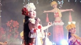 5日放送のカンテレ・フジテレビ系『セブンルール』総集編に出演するアウリイ晴奈(C)カンテレ