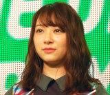 欅坂46の佐藤詩織 (C)ORICON NewS inc.