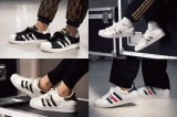 BLACKPINK着用したadidas Originals「SUPERSTAR」限定モデル