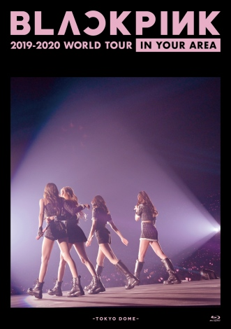 『BLACKPINK 2019-2020 WORLD TOUR IN YOUR AREA -TOKYO DOME-』通常盤Blu-ray