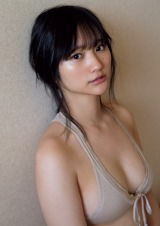『週刊プレイボーイ』21号に登場するそよん (C)佐藤裕之/週刊プレイボーイ