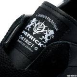『STRICT G×PATRICK「機動戦士ガンダム」マラソン・レザースニーカー』 (C)創通・サンライズ