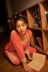 『あの子のパジャマ』モデルを務めた我妻ゆりか(C)撮影/大塚素久(SYASYA)