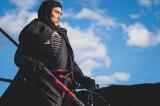 大河ドラマ『麒麟がくる』第17回「長良川の対決」(5月10日放送)斎藤道三(本木雅弘)(C)NHK