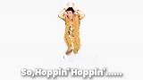 新曲「Hoppin' Flappin'」を発表したピコ太郎
