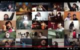 インディーズミュージシャン32人が参加した【またライブハウスでプロジェクト】 (画像は公式提供)