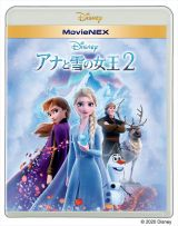 ディズニー・アニメーション映画『アナと雪の女王2』MovieNEX(4000円+税)5月13日発売(C)2020 Disney