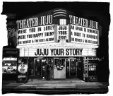 JUJU『YOUR STORY』(ソニー・ミュージックアソシエイテッドレコーズ/4月8日発売)通常盤ジャケット