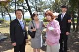 捜査員たちに重要な手がかりをもたらす、キャンプ場スタッフを熱演(C)テレビ朝日
