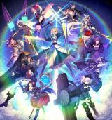 人気スマートフォン向けゲーム『Fate/Grand Order』のメインビジュアル (C)TYPE-MOON / FGO PROJECT