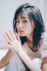 『non-no』7・8月合併号からnon-no専属モデルになることが決定した遠藤さくら(C)撮影/新田君彦