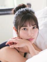 『週刊少年サンデー』24号の表紙を飾った日向坂46・河田陽菜