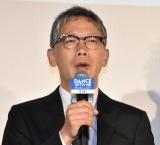 映画『ダンスウィズミー』の初日舞台あいさつに登壇した矢口史靖監督 (C)ORICON NewS inc.