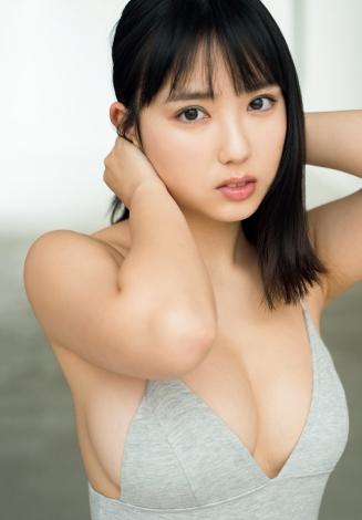 『週刊プレイボーイ』22号で表紙を飾る沢口愛華(C)YOROKOBI/週刊プレイボーイ