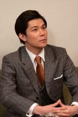 連続テレビ小説『エール』第8週・第36回に柿澤勇人演じる山藤太郎が初登場(C)NHK