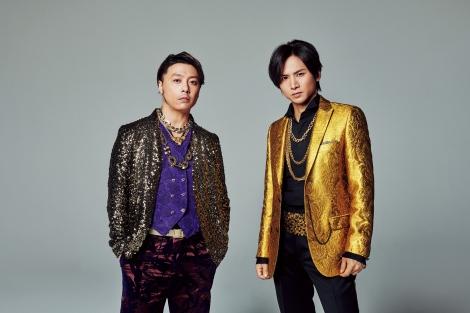 42ndシングル「KANZAI BOYA」の発売日が決定したKinKi Kids