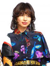 『VOGUE FASHION'S NIGHT OUT』OPセレモニーに出席したラブリ (C)ORICON NewS inc.